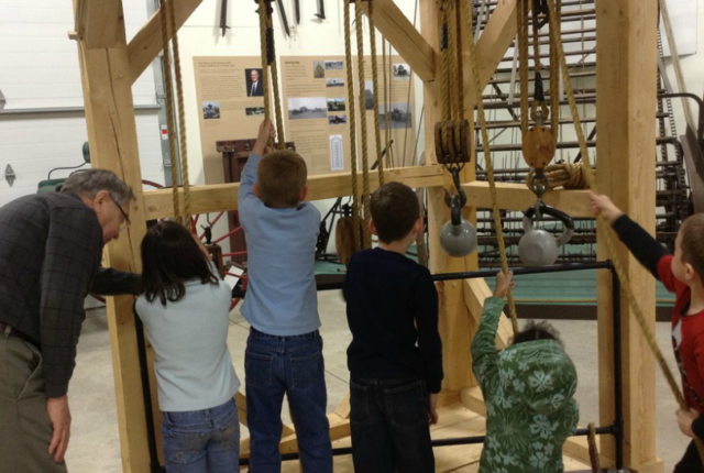 Take a step back in time with Penn State's Pasto Agricultural Museum