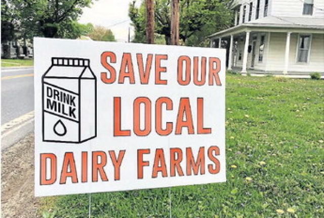 Ag Dept. pushes Pa.-made milk, dairy